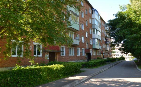 Однокомнатная квартира в городе Волоколамске на ул.Свободы, д.19